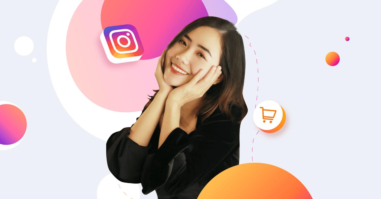 Khóa học kinh doanh trên Instagram từ @caocaobycaochen - Cá nhân xây dựng thương hiệu với hơn 200k followers và mang về đơn hàng đều đặn mỗi ngày.