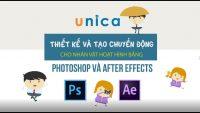 02 - Dựng phim hoạt hình bằng PHOTOSHOP VÀ ABODE AFTER EFFECT