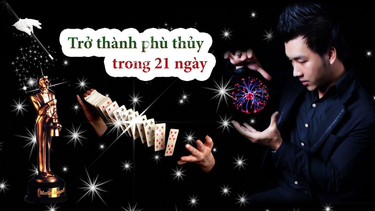 21 ngày trở thành ảo thuật gia