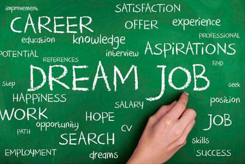 Chiến lược công việc ước mơ