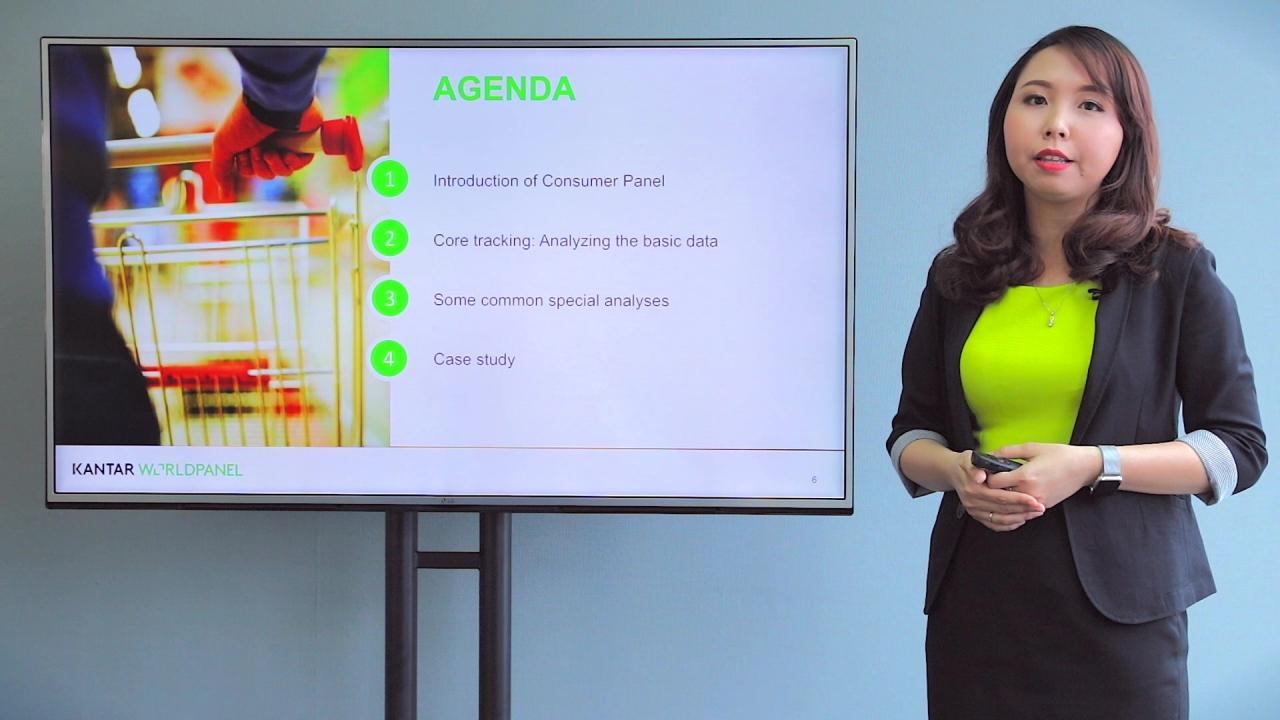 Consumer Panel Hướng dẫn đọc hiểu báo cáo nghiên cứu Hành vi Người tiêu dùng - BRANDCAMP.ASIA