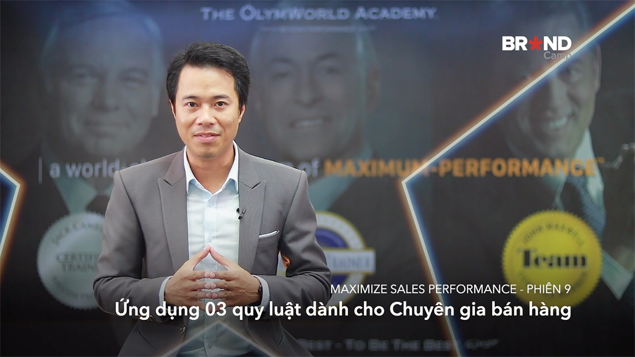 Expert-selling Bán hàng như một chuyên gia - BRANDCAMP.ASIA