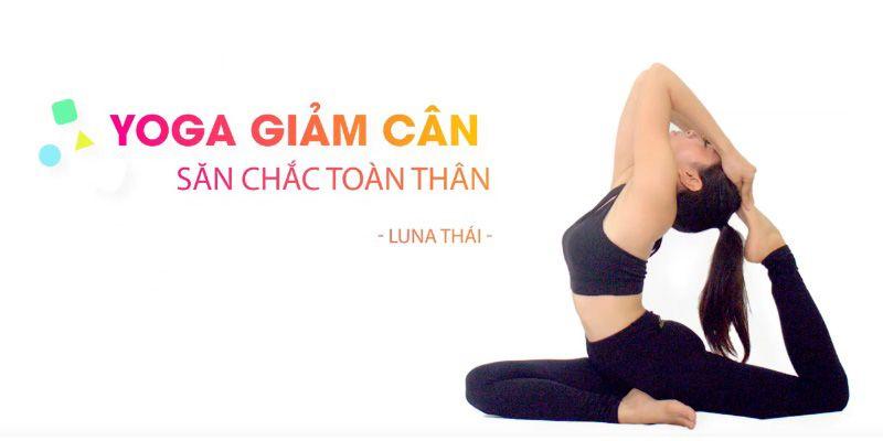 Khóa học online yoga giảm cân - săn chắc toàn thân