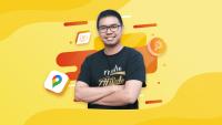 Khóa học SEO Google Maps 2020 - Tiếp cận trên 1000 khách hàng vào shop mỗi tháng với chi phí 0 đồng. Gia tăng doanh số từ 30-50 triệu