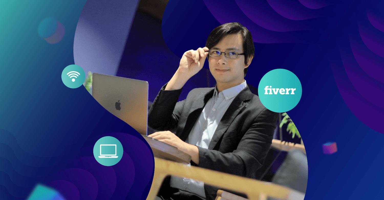 Khóa học trở thành Freelancer chuyên nghiệp - Kiếm $500 mỗi tháng với công việc freelancer trên nền tảng Fiverr (người mới bắt đầu hoặc đã có kinh nghiệm vẫn học được)