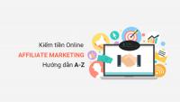 Kiếm tiền online hiệu quả với Affiliate marketing