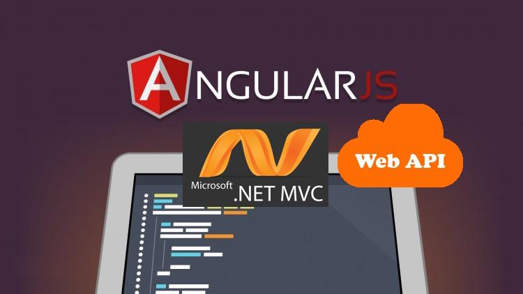 Làm dự án thực tế với WebAPI, AngularJS và Entity Framework Code First