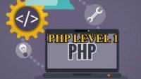 Lập trình web chuyên nghiệp với PHP Lv1