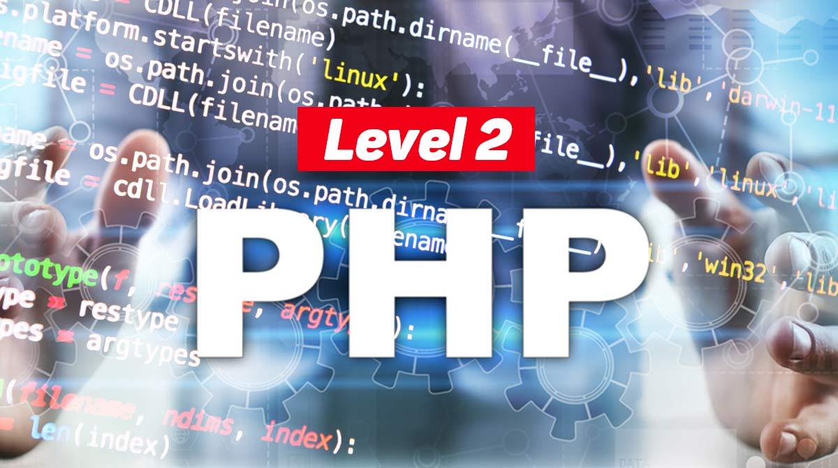 Lập trình web chuyên nghiệp với PHP Lv2