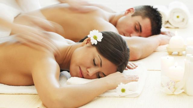 Massage for lover
