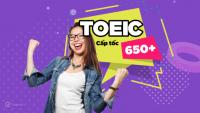 TOEIC 450-650