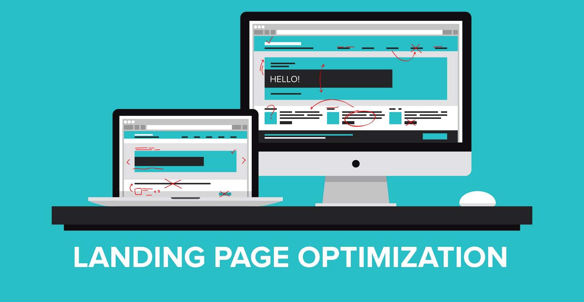 Xây dựng Landing Page - Tối ưu hóa trang đích gia tăng doanh số